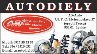 Autodiely as suto