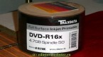 Traxdata DVD - R 4.7 GB  Printable 0,18 €/ks