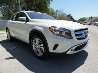 Perfect 2016 Mercedes-Benz GLA 250